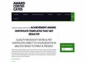 successcertificates.com