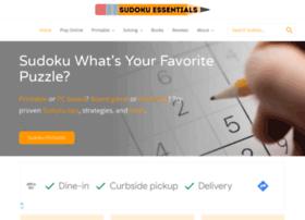 sudokuessentials.com