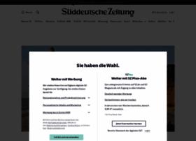 sueddeutsche.de