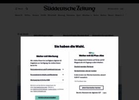 suedeutsche.de