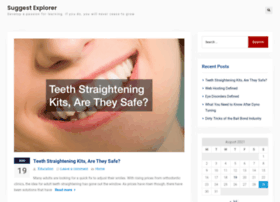 suggestexplorer.com