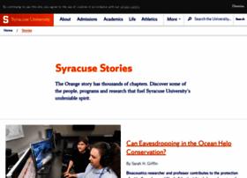 sumagazine.syr.edu