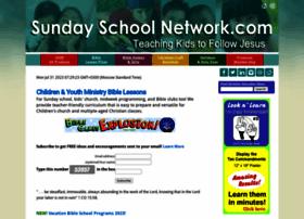 sundayschoolnetwork.com