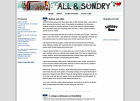 sundrymourning.com