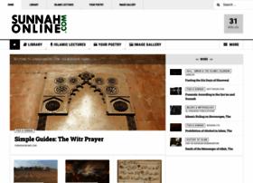 sunnahonline.com
