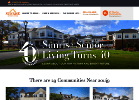 sunriseseniorliving.com