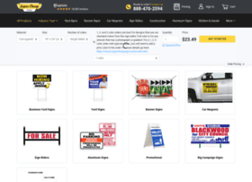 supercheapsigns.com