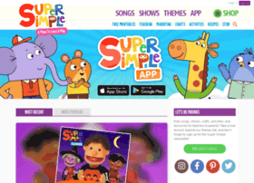 supersimplesongs.com
