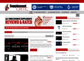 Supplementcritic.com