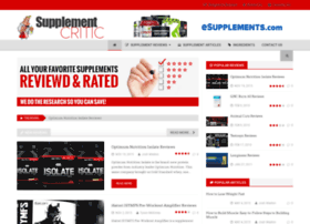 supplementcritic.com