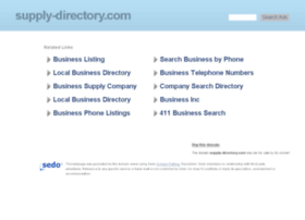 supply-directory.com