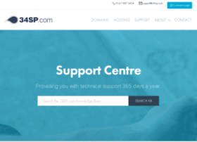 support.34sp.com