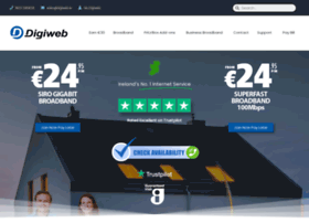 support.digiweb.ie