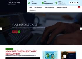support.discusware.com