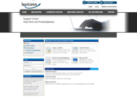 support.lexiconn.com
