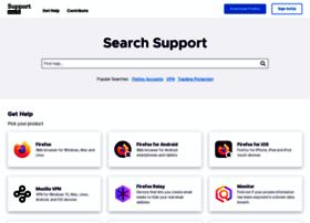 support.mozilla.com