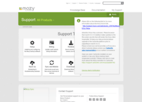 support.mozy.com