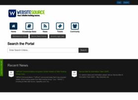 Support.websitesource.com