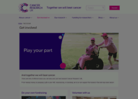 Supportus.cancerresearchuk.org