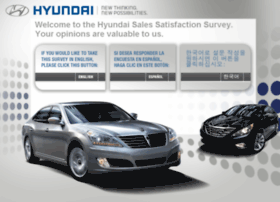 Survey.hyundaicustomerinsights.com