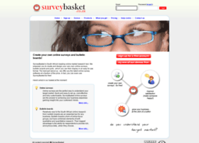 surveybasket.co.za