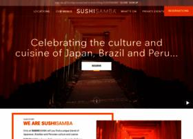 sushisamba.com
