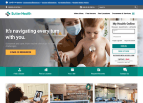 Sutterhealth.org