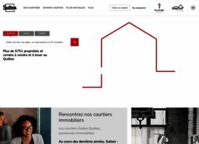 suttonquebec.com
