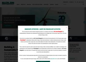 suzlon.com