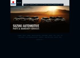 suzukiauto.com