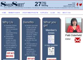 sweepsheet.com