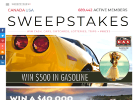 sweepstakes.ca