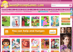 sweetdressupgames.com