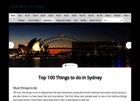 sydney100.com