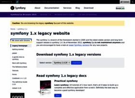 symfony-project.org