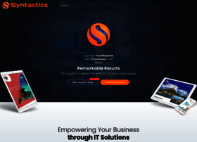 Syntacticsinc.com