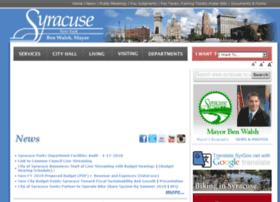 syracuse.ny.us