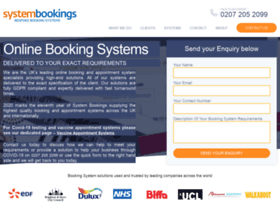 systembookings.com