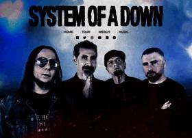 systemofadown.com