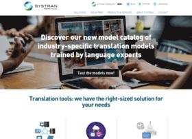 systran.co.uk