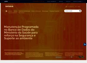 Tabnet.datasus.gov.br