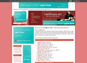 tabsheaven.net