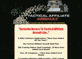 tacticalaffiliateassault.com