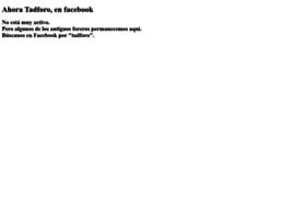tadforo.com