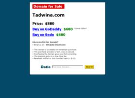 tadwina.com