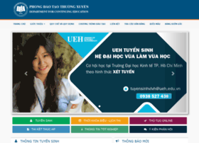 Taichuc.ueh.edu.vn