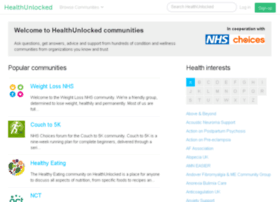 talk.nhs.uk