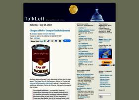 talkleft.com