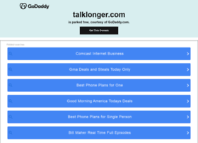 talklonger.com