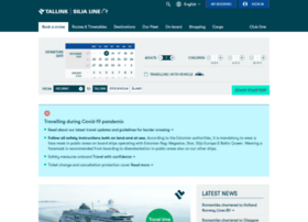 tallinksilja.com